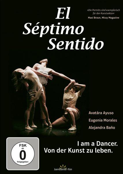 El Septimo Sentido DVD Front