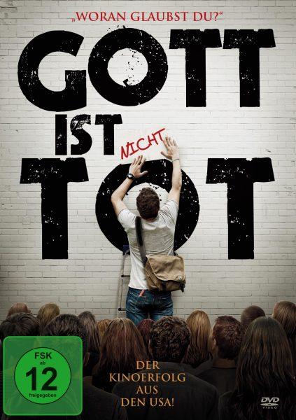 Gott ist nicht tot DVD Front