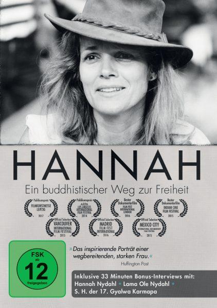 Hannah DVD Front