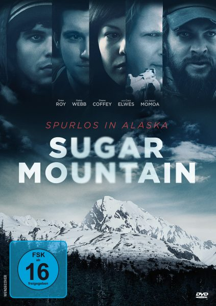 Sugar Mountain DVD Front