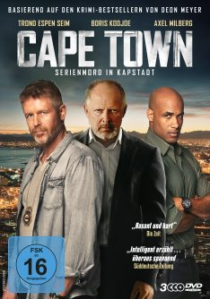 Cape Town DVD Front