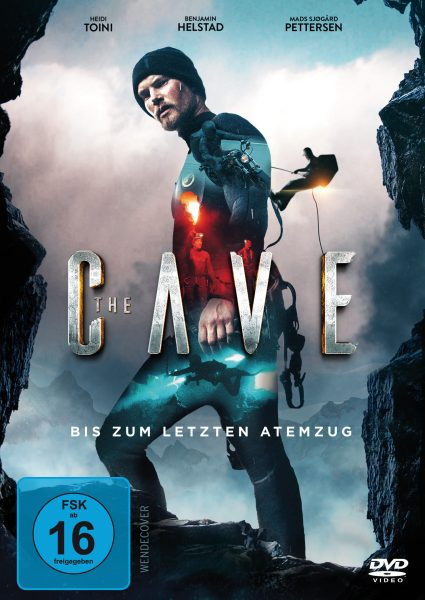 The Cave DVD Front