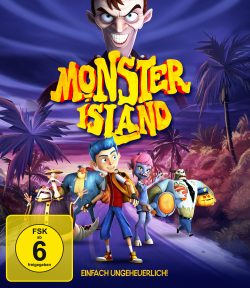 Monster Island BD Front