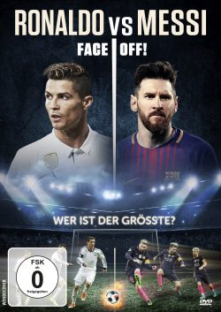 Ronaldo vs. Messi Front DVD