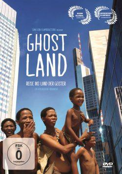 Ghostland DVD Front