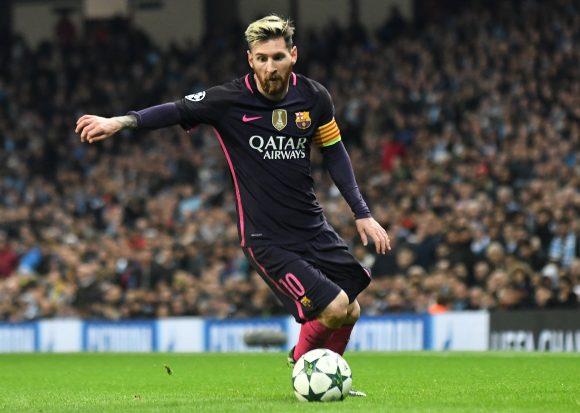 Ronaldo vs. Messi Szenenbild