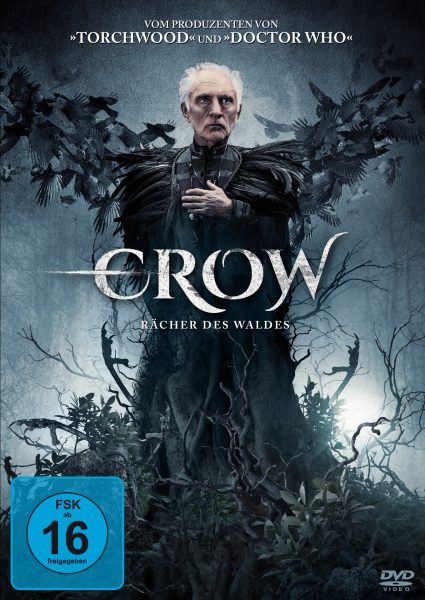 Crow DVD Front