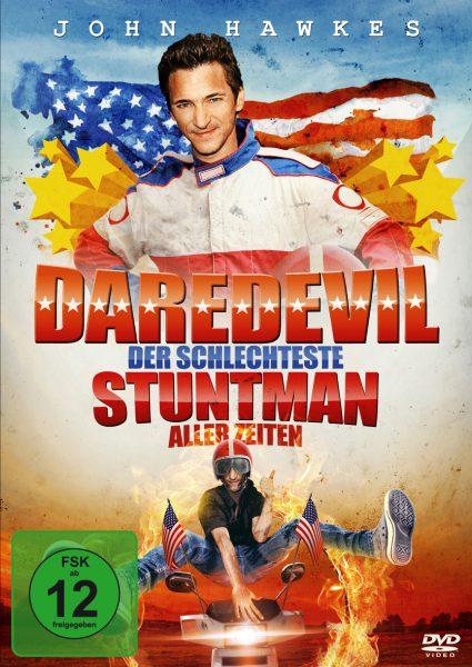 Daredevil DVD Front