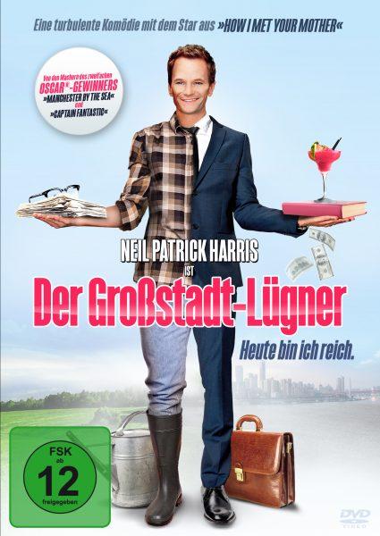 Der Großstadt-Lügner DVD Front