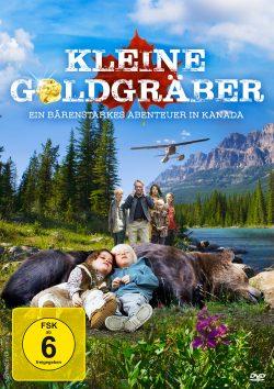 Kleine Goldgräber DVD Front