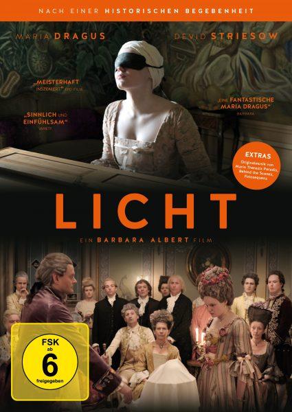 Licht DVD Front