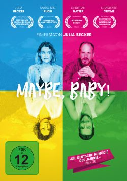 Maybe Baby DVD Front