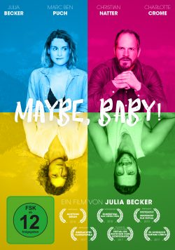 Maybe, Baby DVD Front