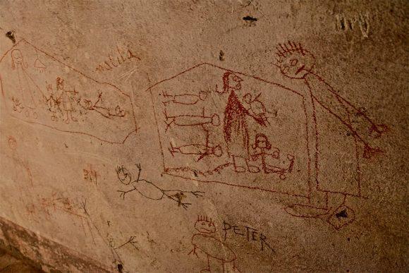 Lake of Death Szenenbild