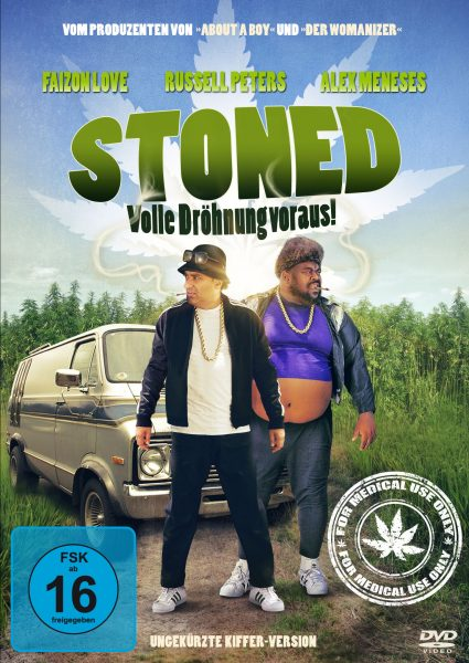 Stoned DVD Front