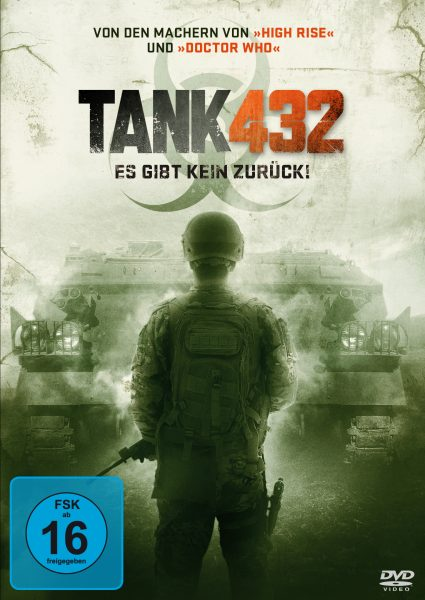 Tank 432 DVD Front