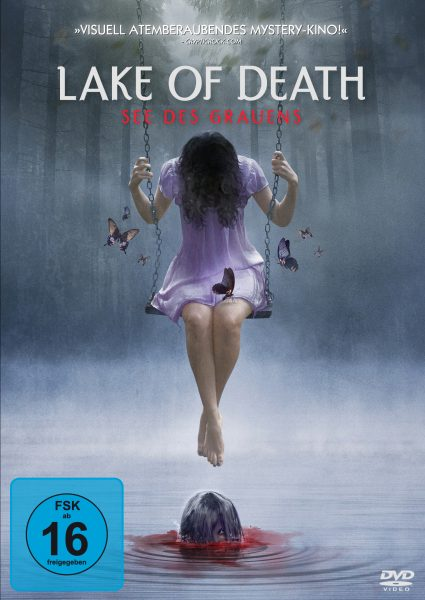 Lake of Death DVD Front