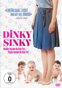 Dinky Sinky DVD Front