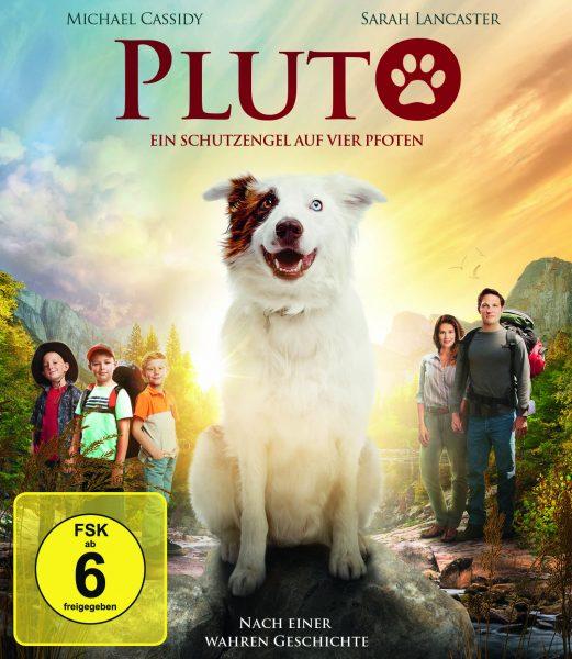 Pluto BD Cover