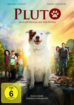 Pluto DVD Front