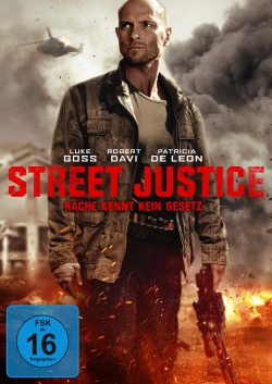 Street Justice DVD Front