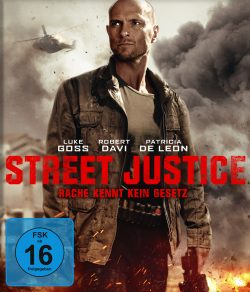 Street Justice BD Front