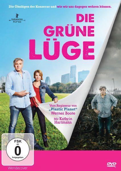 Die Grüne Lüge DVD Front