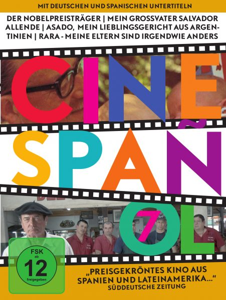Cinespanolatino Box 7 DVD Front