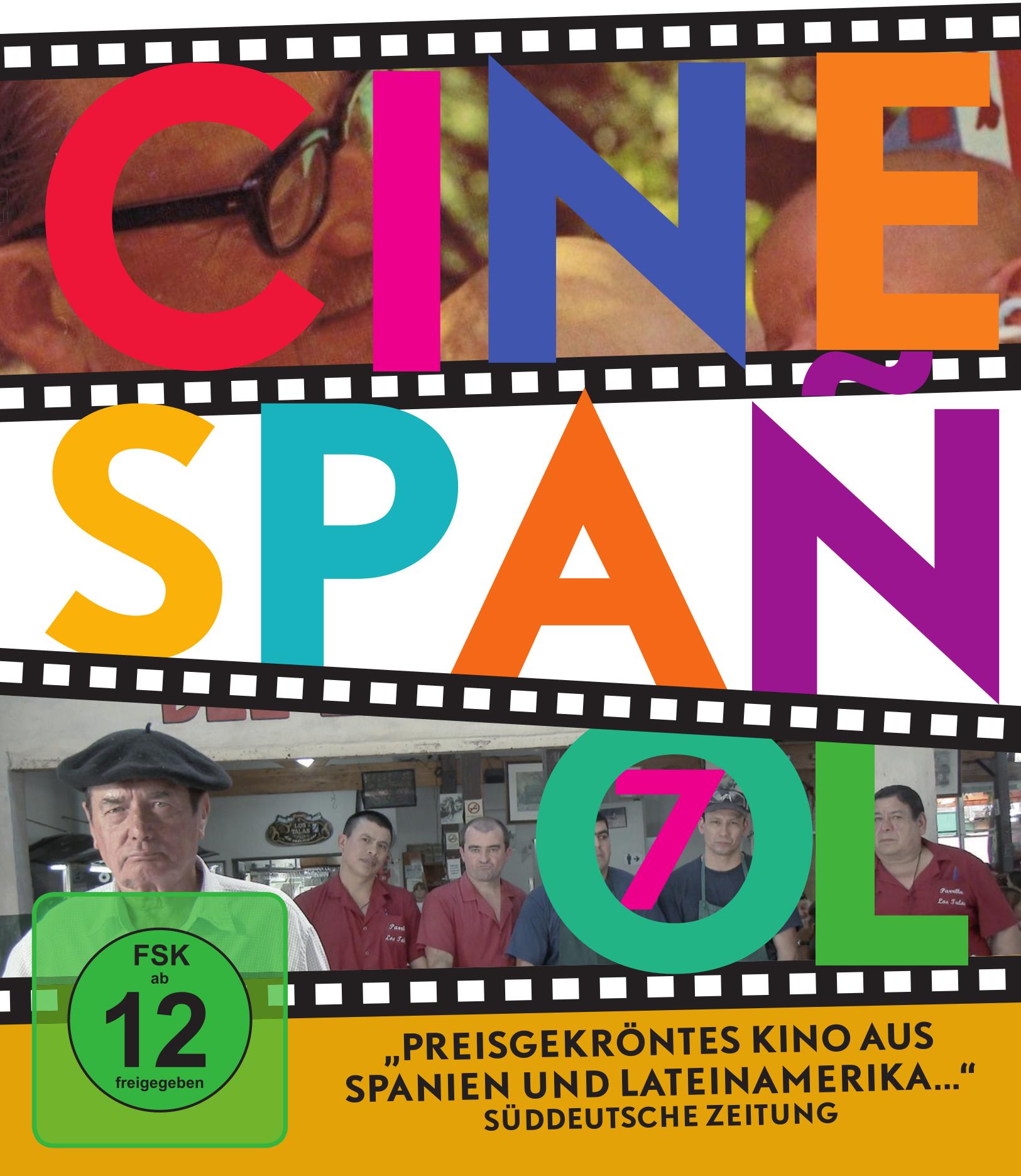 Cinespañolatino DVD Box Nr. 7 (OmU)