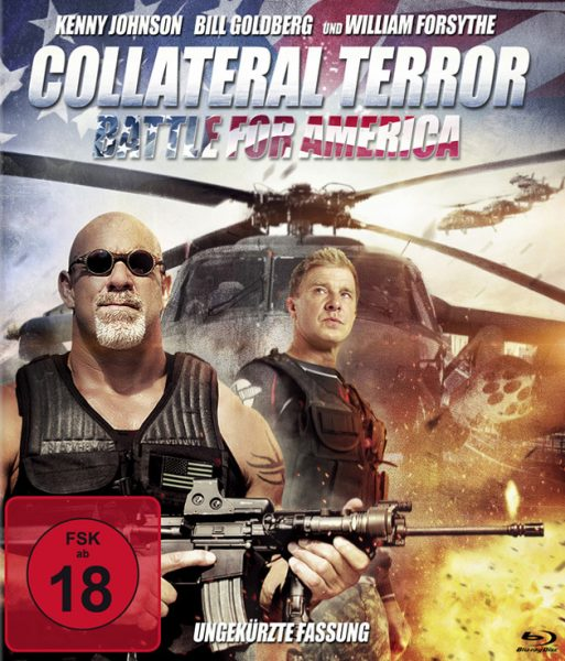 Collateral Terror BD Front