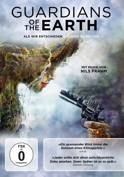 Guardians of the Earth DVD Front