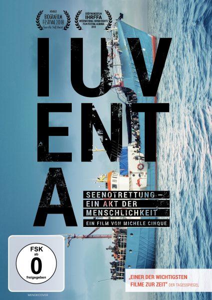Iuventa DVD Front