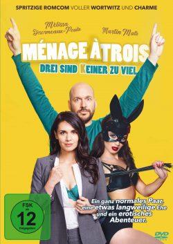 Ménage á trois DVD Front