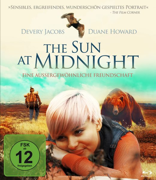 The sun at midnight BD Front