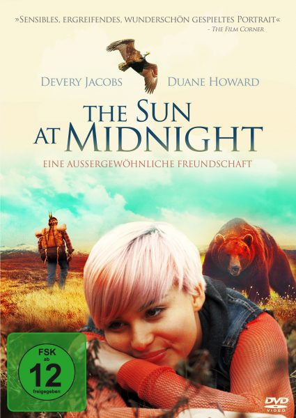 The Sun at Midnight DVD Front
