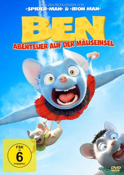 Ben DVD Front