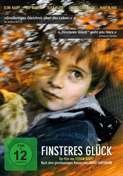 Finsteres Glück DVD Front