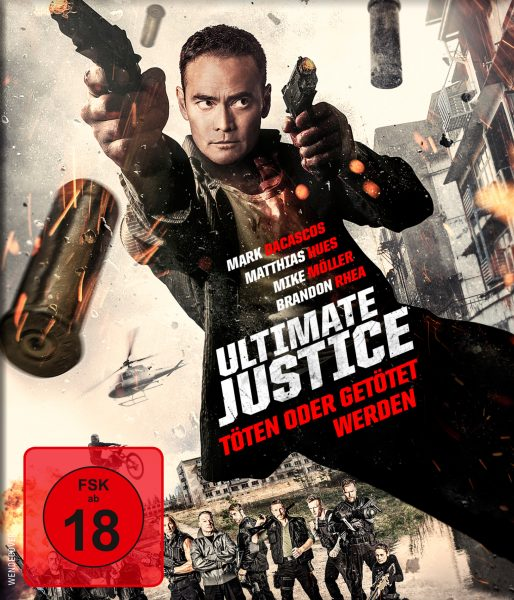 Ultimate Justice BD Front