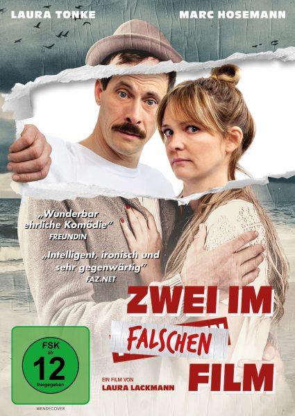 Zwei im falschen Film DVD Front