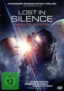 Lost in Silence DVD Front
