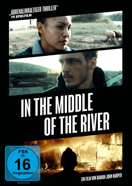 In the Middle of the River DVD Front
