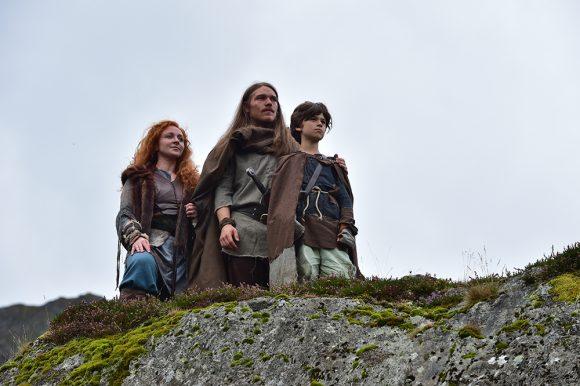 Gaelic King Szenenbild
