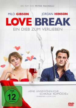 Love Break DVD Front