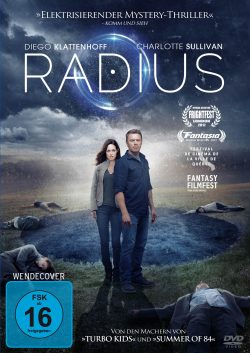 Radius DVD Front