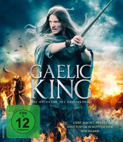 The Gaelic King_BD ohne Box