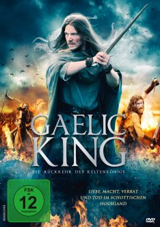 The Gaelic King_DVD