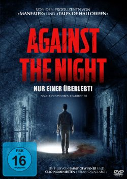 Against the Night DVD Front
