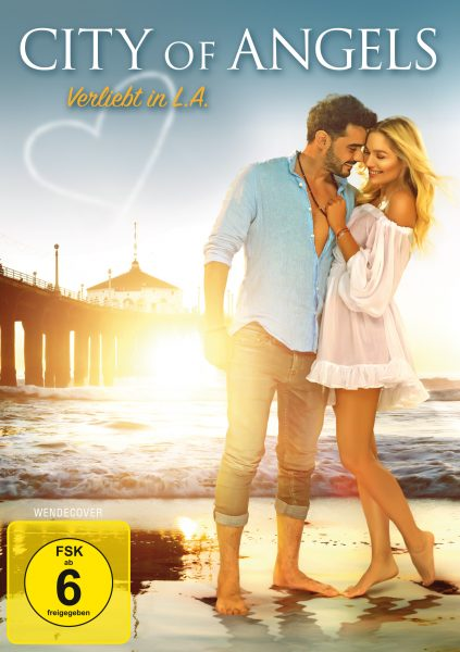 City of Angels DVD Front