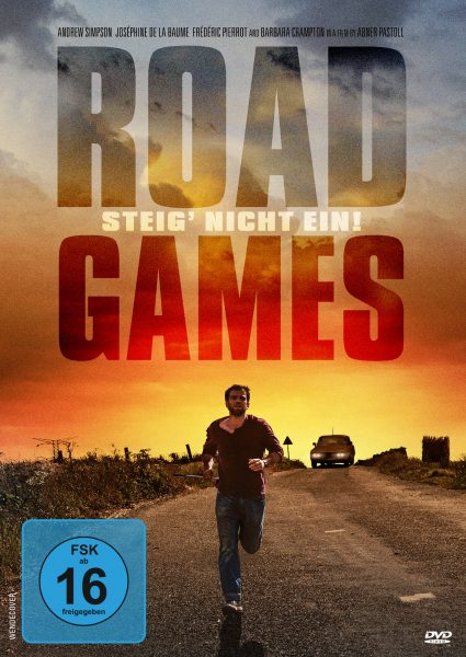 Road Games DVD Front