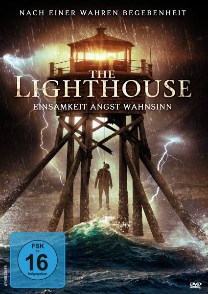 The Lighthouse DVD Front